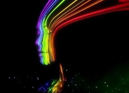 Bizi yükselten dışımızdaki renk değil, içimizdeki sevgidir.