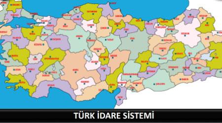 Türk İdare Sistemi